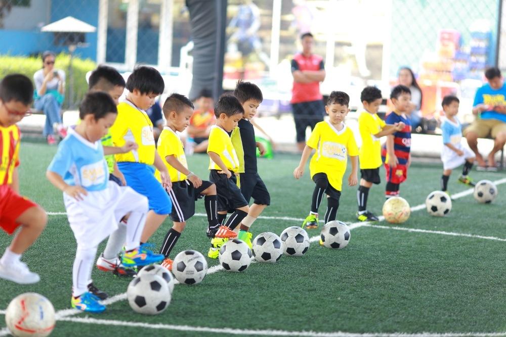 การทำให้ ฟุตบอลปลอดภัย สำหรับเด็ก